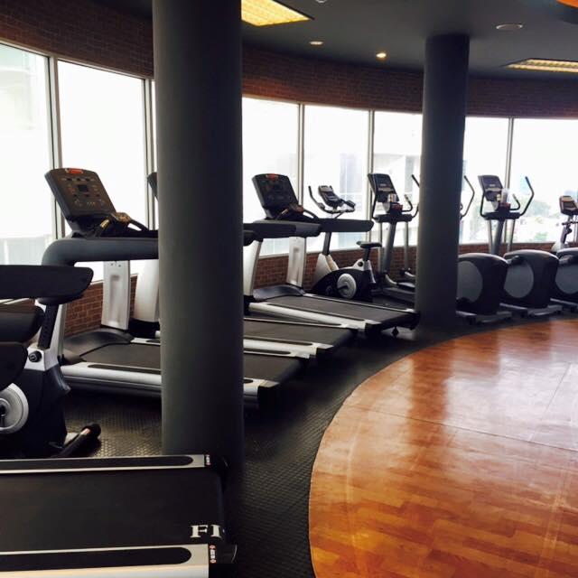 600㎡专业健身房配置方案