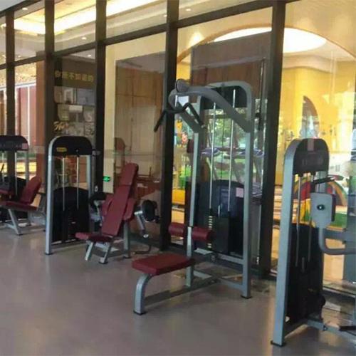 200㎡酒店健身房配置方案
