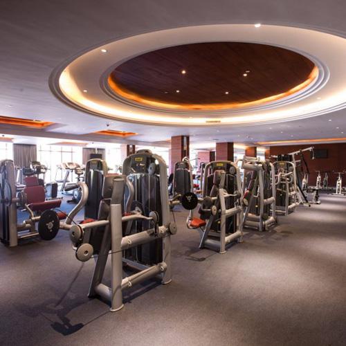 1000㎡商业健身房配置方案