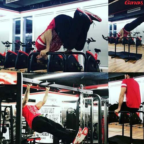 卡塔尔多哈从中国康宜健身器材供应商批发健身房器材