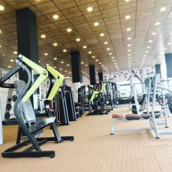 贵州-观山月大酒店健身房