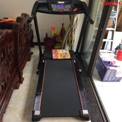 广州市番禺客户康宜跑步机厂家安装完成