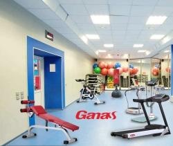 看过这个健身房设计案例后你会更信服康宜健身器材公司