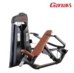 肩部推举训练器 力量健身房器材厂家