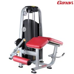卧式屈腿训练器 广州室内健身器材批发