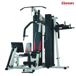 五人站力量综合训练器 健身房器材批发