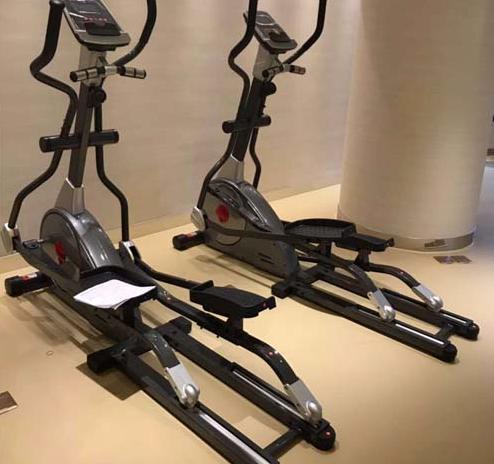 磁控直立式健身车