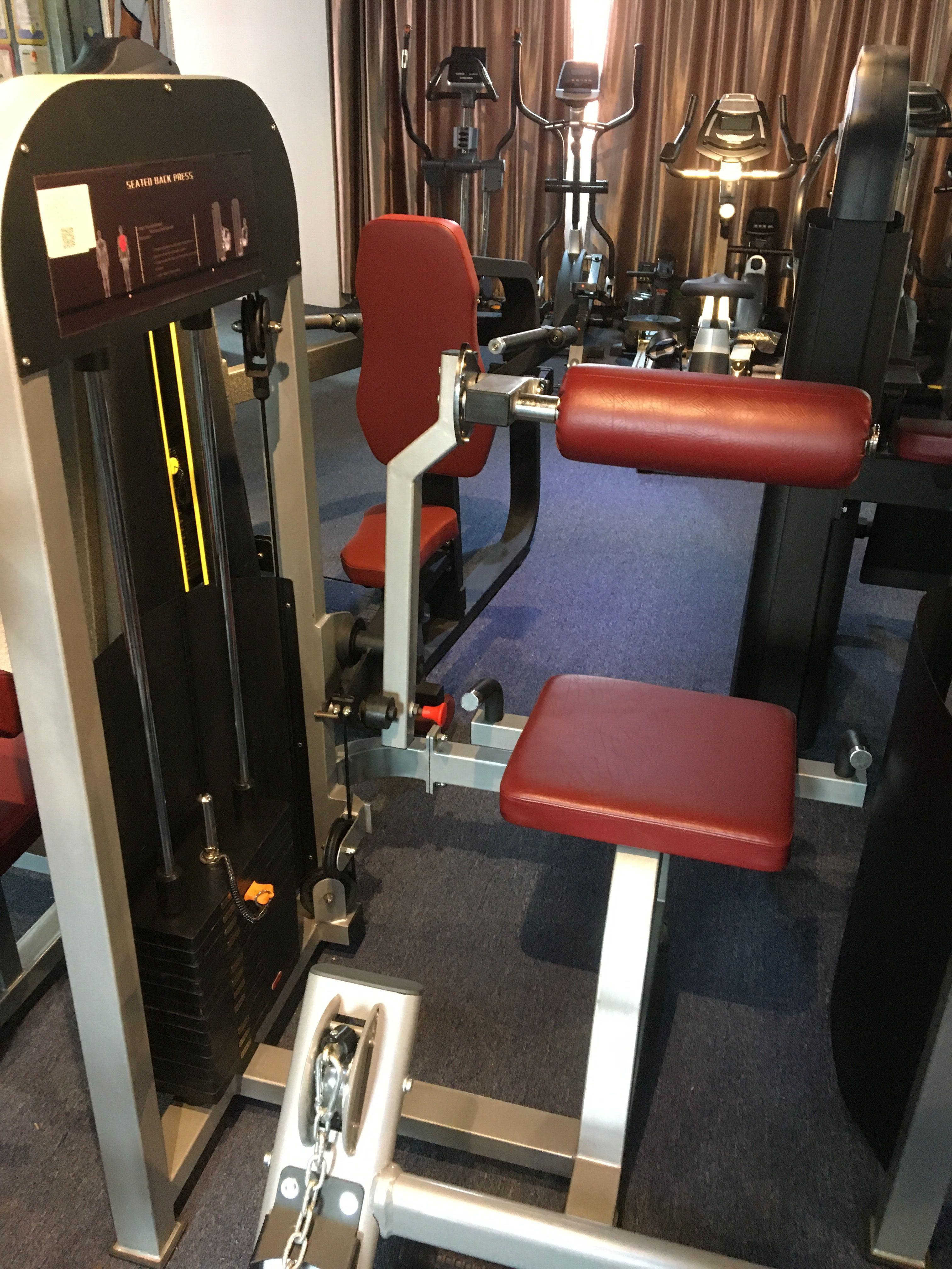 背肌训练器