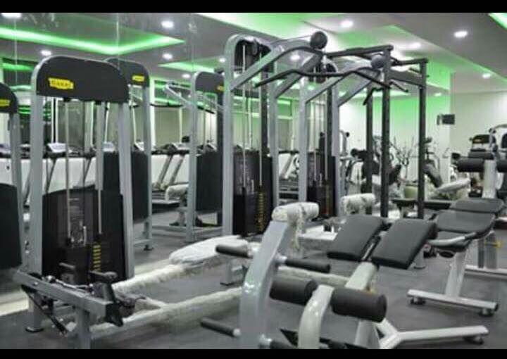 健身器材公司