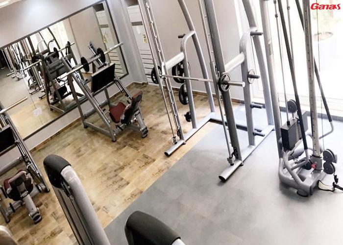 室内健身器材公司