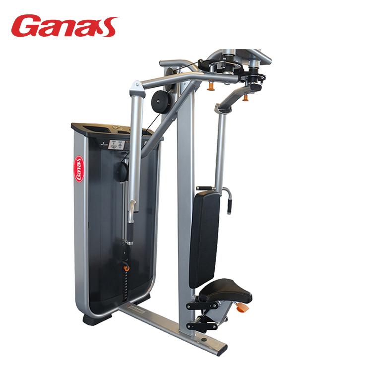 厂家直销商用健身器材,蝴蝶式胸肌训练器,反飞鸟训练器,高端健身房器材