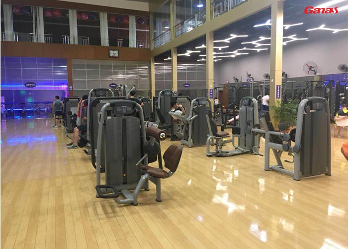 商用健身房器械厂家,健身房配套器材