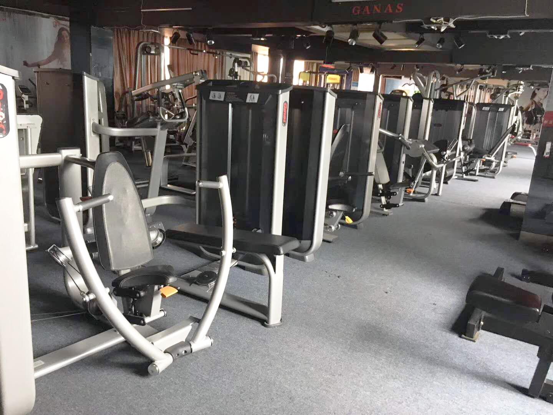 康宜健身器材厂家展厅