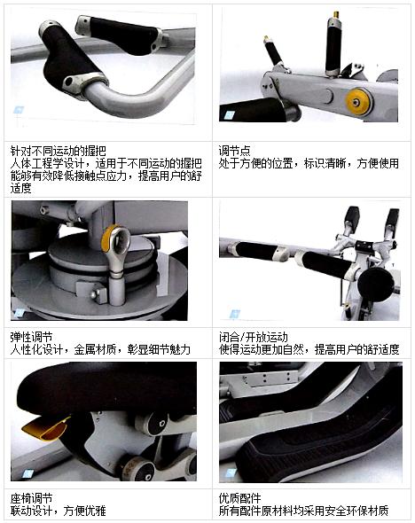 康宜健身器材厂家产品细节