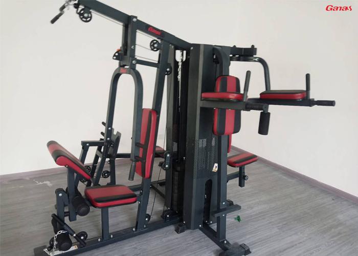 家中配置一台综合训练健身器材有哪些好处