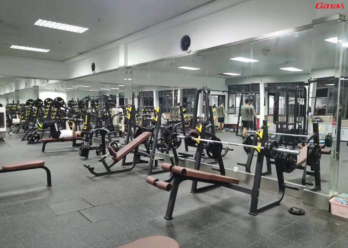 广州南部战区健身房