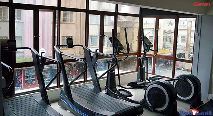 毛里求斯健身房器材图片